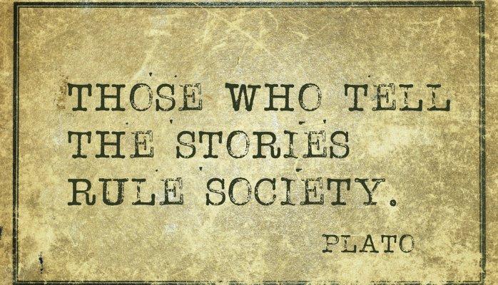 Storytelling - Platon