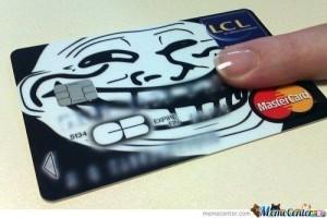 troll-credit-card